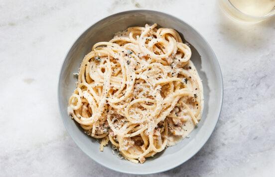 pileća-pasta